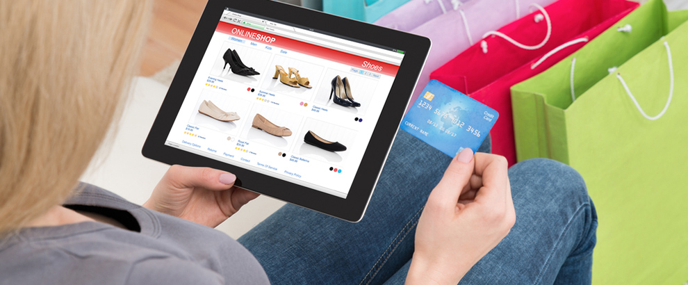 From Traditional Shopping to E-Commerce Shopping Online