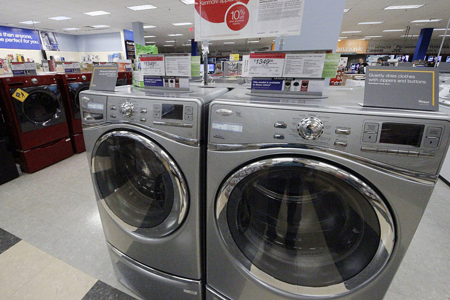 Guidelines to Select and Buy the Best Washer and Dryer